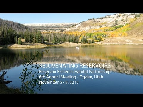 FISHERIES:  RESTORATION IN UTAH at 2015 RFHP Conference