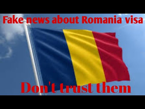 Romania work visa say related fake news phelany waly exposed, don't trust them