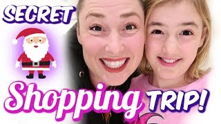 Secret Santa Shopping Trip   Gifts For Teens!