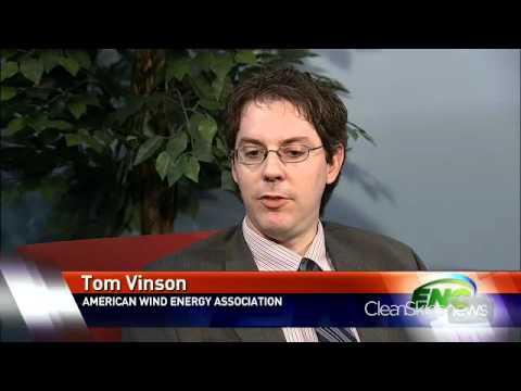 Tom Vinson of AWEA talks Offshore Wind Energy.mov