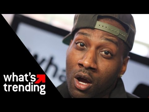 """DeStorm Performs """"King Kong"""" Live in the What's Trending Studio and Talks New Mixtape"""
