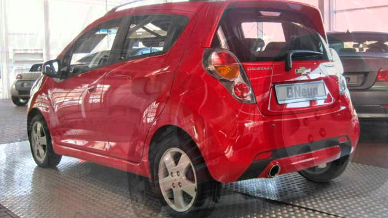 Chevrolet Spark 1 2 Lt 2010 Super Red 52291 Www Autohaus