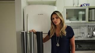 Envelopamento de móveis e geladeira - Transformação total !