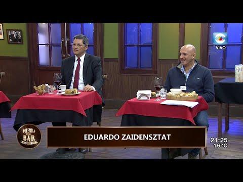 Eduardo Zaidensztat y Jorge FogataBermúdez