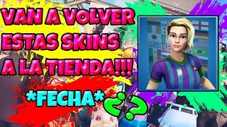 *DATE* on which football SKINS 🔥 OUT in the STORE🔥 /Fortnite [soccer]!! 2019