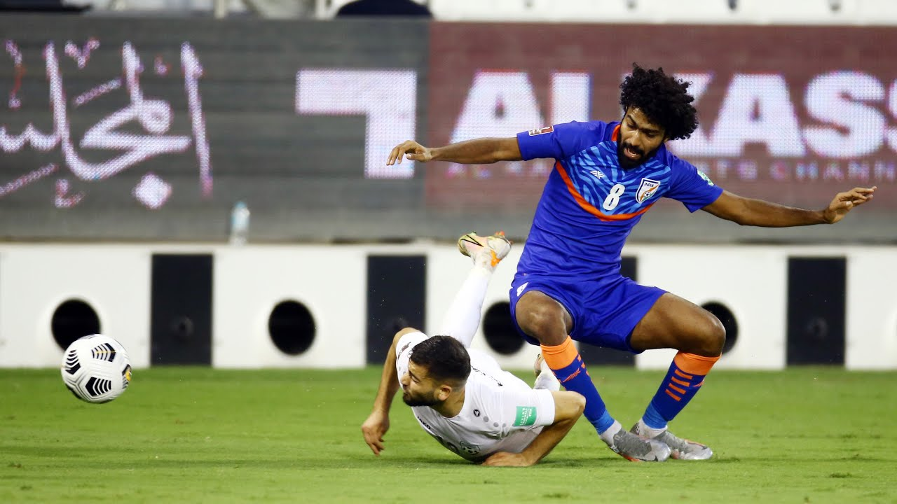 Download India vs Afghanistan (1-1) | Match Highlights | FIFA WC 2022 & AFC Asian Cup 2023 Joint Qualifiers