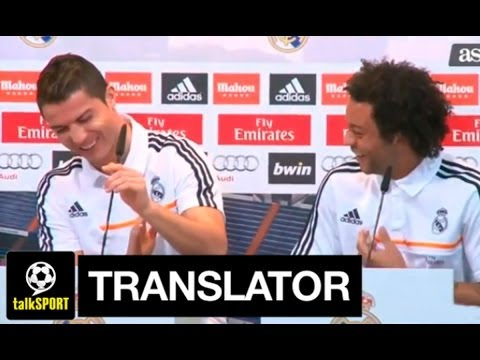Real Madrid Laugh At Chelsea Tactics*