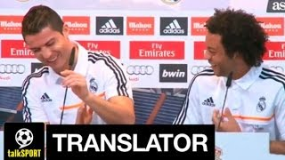 Repeat youtube video Real Madrid Laugh At Chelsea Tactics*