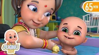 Munna Raja | Lori Song | Hindi poems | Hindi rhymes for children by Jugnu kids