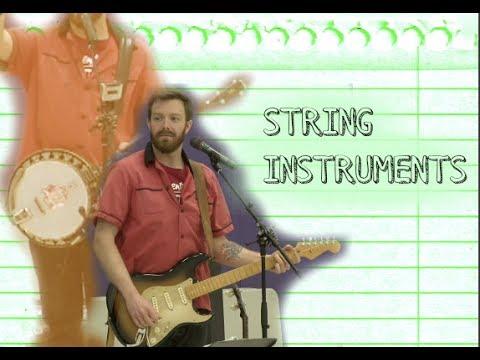 String Instruments - The Chardon Polka Band (School Assembly)