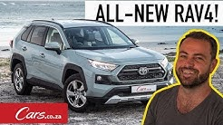 All-New Toyota RAV4 Review - Bigger and Better?