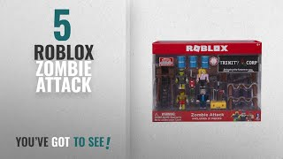Top 10 Roblox Zombie Attack [2018]: Roblox Zombie Attack Playset