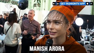 Paris Fashion Week Fall/WItner 2017-18 - Manish Arora Trends | FTV.com