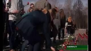 Смотреть видео трагедия в СПБ 04 04 17 онлайн