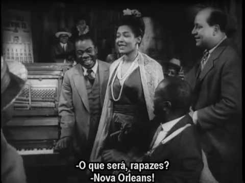 Louis Armstrong & Billie Holiday - Do You Know What It Means To Miss New Orleans (Tradução)