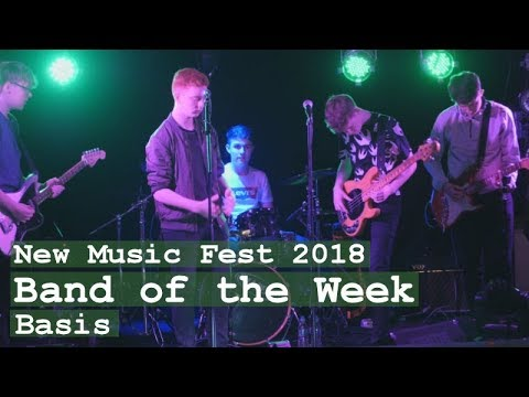 "New Music Fest 2018 ""Band of the Week"" ft. Basis"