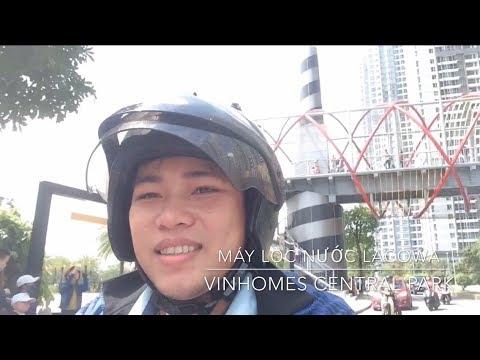 Dạo 1 vòng KHU ĐÔ THỊ HIỆN ĐẠI – VINHOMES CENTRAL PARK Tân Cảng Sài Gòn