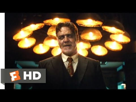 Thumbnail: The Mummy (2017) - Mr. Hyde Comes Out Scene (6/10) | Movieclips