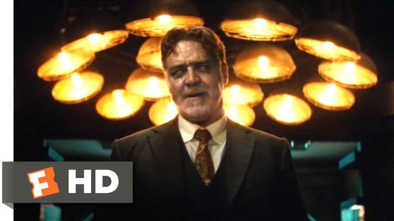 Download The Mummy (2017) - Mr. Hyde Comes Out Scene (6/10) | Movieclips