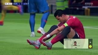 Man United modo de carreira