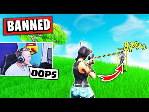 6 Streamers Who Got *BANNED* Live From Fortnite!