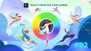 Photoshop Daily Creative Challenge #02