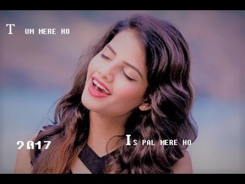 Tum Mere Ho Is Pal Mere Ho   Creating Song   Ritu Agarwal Cover   2017 BY A&L SERIES