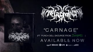 NECROMIND - CARNAGE [OFFICIAL LYRIC VIDEO] (2020) SW EXCLUSIVE