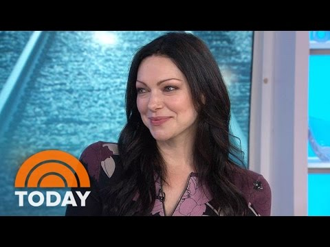 Laura Prepon On 'OITNB,' 'Girl On The Train' And Her Cookbook  TODAY