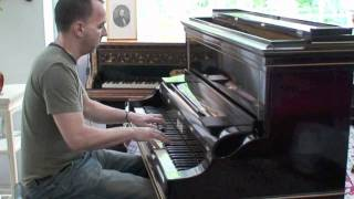Chopin - Valse in A flat major, Op. 64 No. 3 played by Olivier Mallory