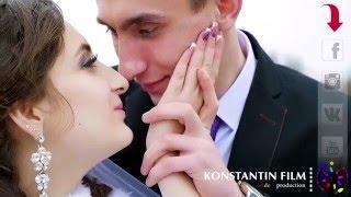 Дмитрий и Анна | свадебная прогулка