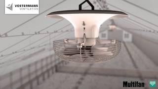 видео Разработана новая система естественной вентиляции крыши