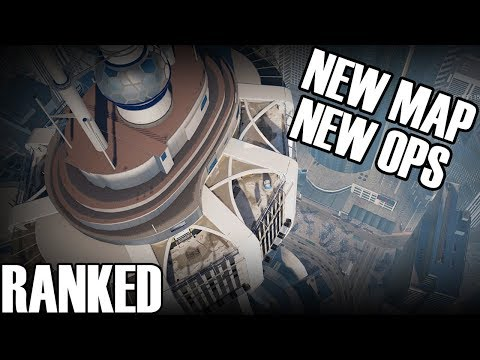 Rainbow Six Siege: Ranked - New Map, New Strategies (White Noise)