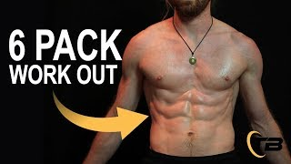10 Min (6 PACK) Workout - Ultimate Ab Burnout