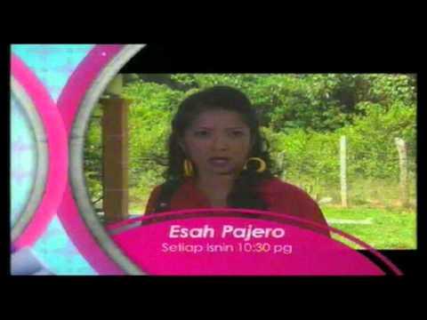 Teaser Esah Pajero (Senda Pagi) @ Tv3! (13/8/2012 - 10.30 pagi)