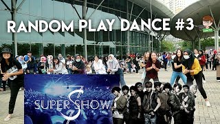 KPOP RANDOM PLAY DANCE IN PUBLIC #3 - Super Junior SS7S in JKT