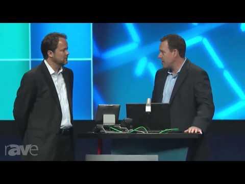InfoComm 2013: Snorre Kjesbu Cisco Keynote