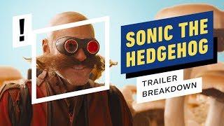 Sonic the Hedgehog - Trailer Breakdown