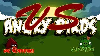 STREFA WALKi #26 MC Sobieski ft. Gimpson - Angry Birds Rap Battle: Świnie vs Wściekłe Ptaki