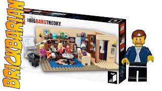 Lego Investing 101 Big Bang Theory