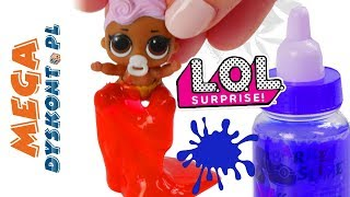 LOL Surprise & Slime • Napoje dla bobasów • bajki po polsku