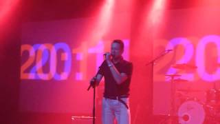 BLANCMANGE - The day before you came (ABBA) | BIMFEST 2012 Antwerp