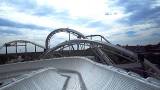 Bobbahn front seat on-ride HD POV Heide Park(This is one of five Mack Rides bobsled coasters currently operating, including the like named one at Europa Park, Trace Du Hourra at Parc Astérix and the ..., 2014-12-19T21:36:51.000Z)
