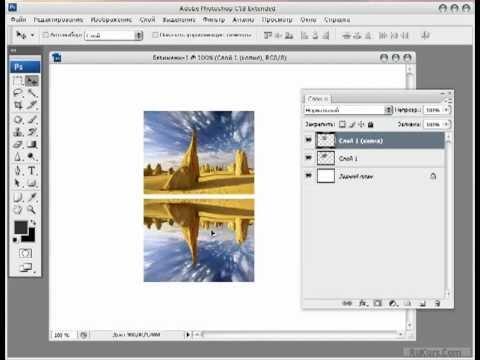 зеркальное отражение Приколы, фото и видео приколы
