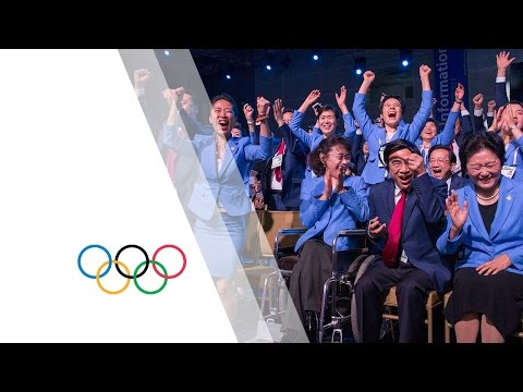 Beijing 2022 Winter Olympic Games Announcement