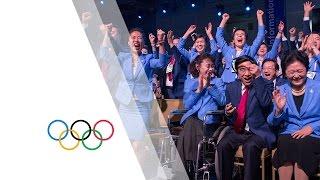 Beijing 2022 Winter Olympic Games Announcement
