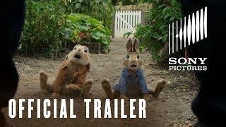 Peter Rabbit Movie - Official UK Trailer -  At Cinemas March 16 2018