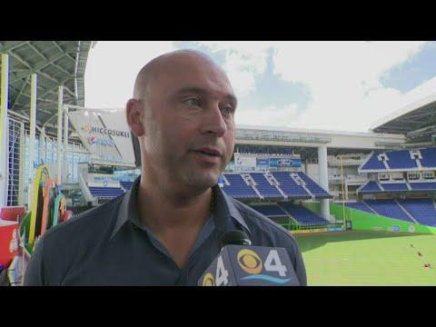WebExtra: One-On-One With Marlins CEO Derek Jeter