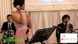 Download Mp3 Aku Makin Cinta  Salsa Vers. Cover By Hanny N Co.