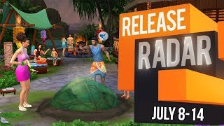 The Sims 4: Island Living, Crawl & Dragon Quest Builders 2 - Release Radar- July 8 - 14